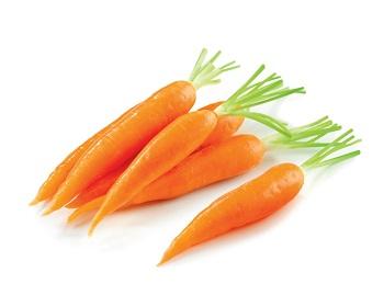 te veel wortels eten oranje huid