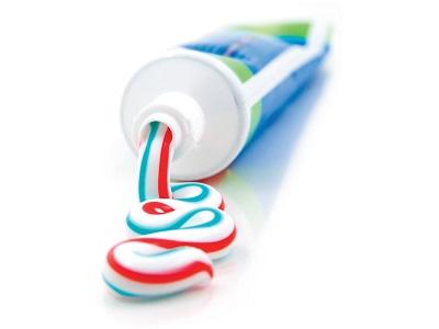 tandpasta tegen puistjes